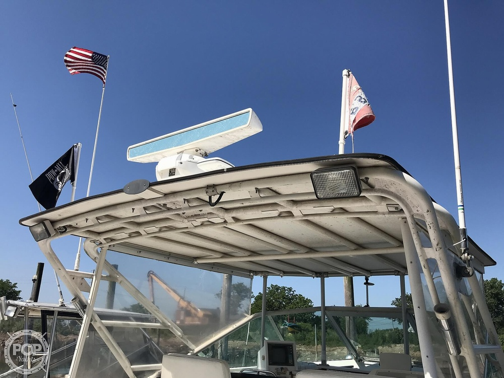 1988 Bertram boat for sale, model of the boat is Bahia Mar 28 & Image # 6 of 40