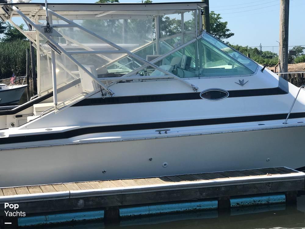 1988 Bertram boat for sale, model of the boat is Bahia Mar 28 & Image # 2 of 40