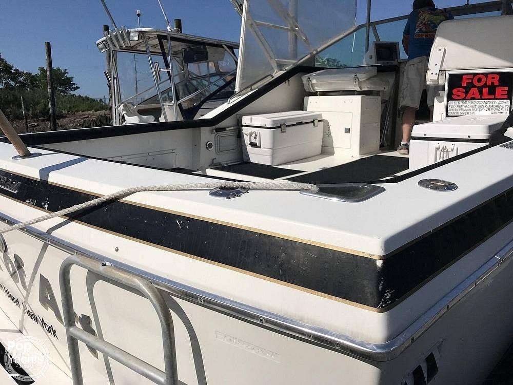 1988 Bertram boat for sale, model of the boat is Bahia Mar 28 & Image # 14 of 40