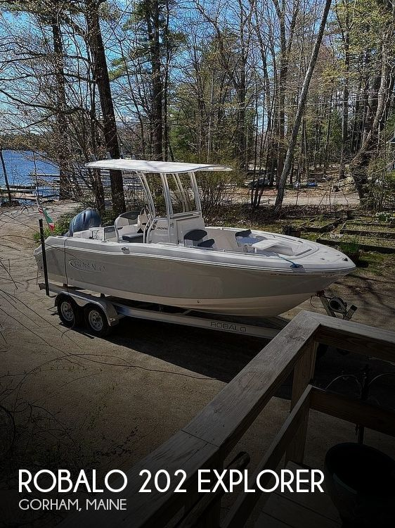 2019 Robalo boat for sale, model of the boat is 202 Explorer & Image # 1 of 40