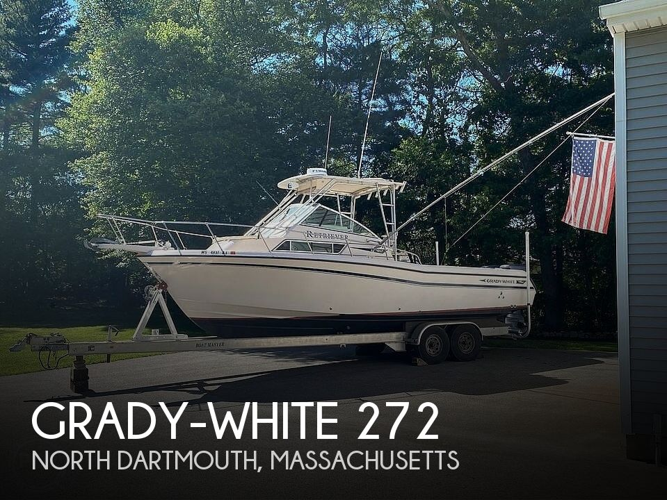 Used Grady-White 27 Boats For Sale by owner | 1996 Grady-White 272 Sailfish