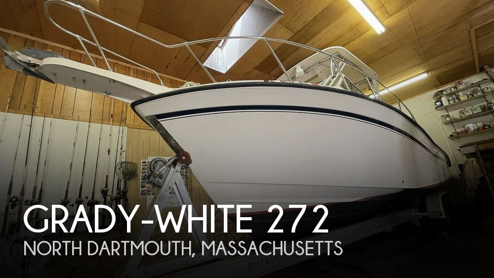 1996 Grady-White boat for sale, model of the boat is 272 Sailfish & Image # 1 of 40