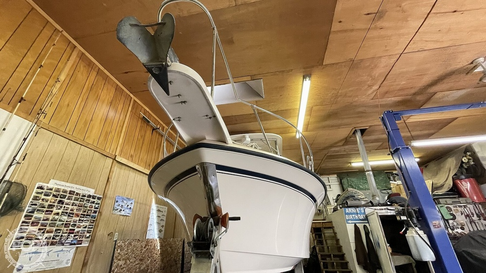 1996 Grady-White boat for sale, model of the boat is 272 Sailfish & Image # 4 of 40