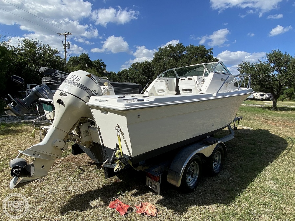 2001 Wellcraft boat for sale, model of the boat is 22 Walkaround & Image # 11 of 40