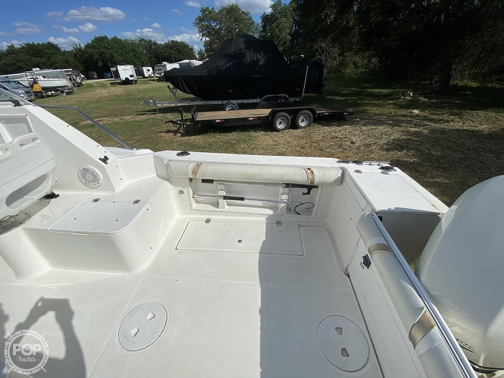 2001 Wellcraft boat for sale, model of the boat is 22 Walkaround & Image # 27 of 40
