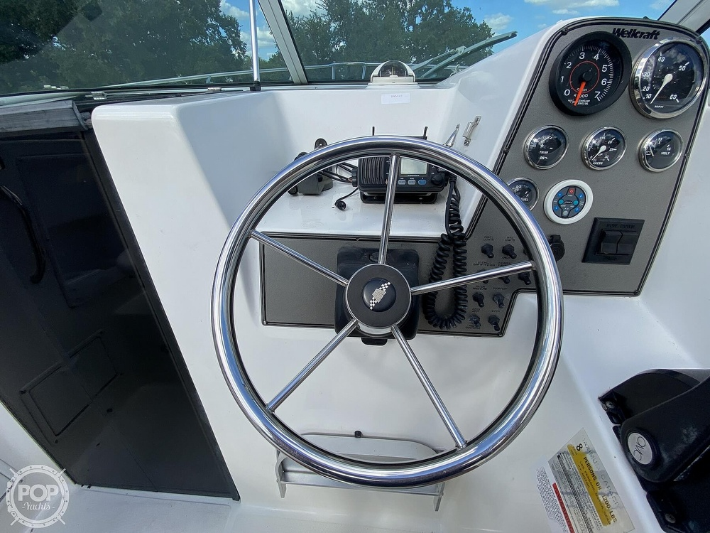2001 Wellcraft boat for sale, model of the boat is 22 Walkaround & Image # 40 of 40