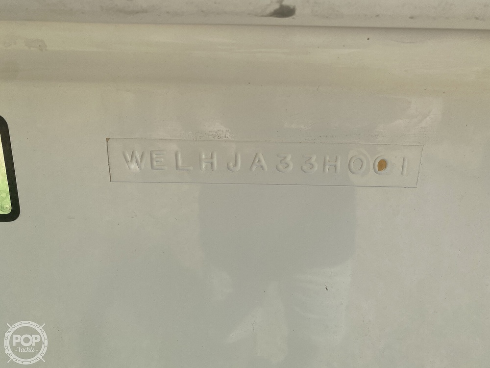 2001 Wellcraft boat for sale, model of the boat is 22 Walkaround & Image # 16 of 40
