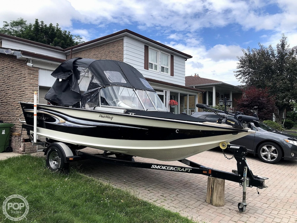 2012 Smoker Craft boat for sale, model of the boat is Pro Mag 182 & Image # 3 of 40