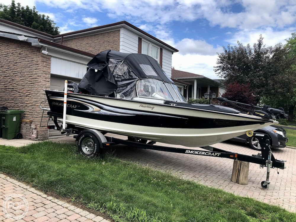 2012 Smoker Craft boat for sale, model of the boat is Pro Mag 182 & Image # 2 of 40
