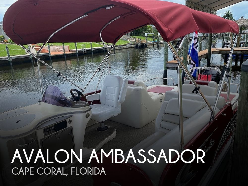 Used Tahoe Boats For Sale by owner   2011 30 foot Avalon & Tahoe Ambassador