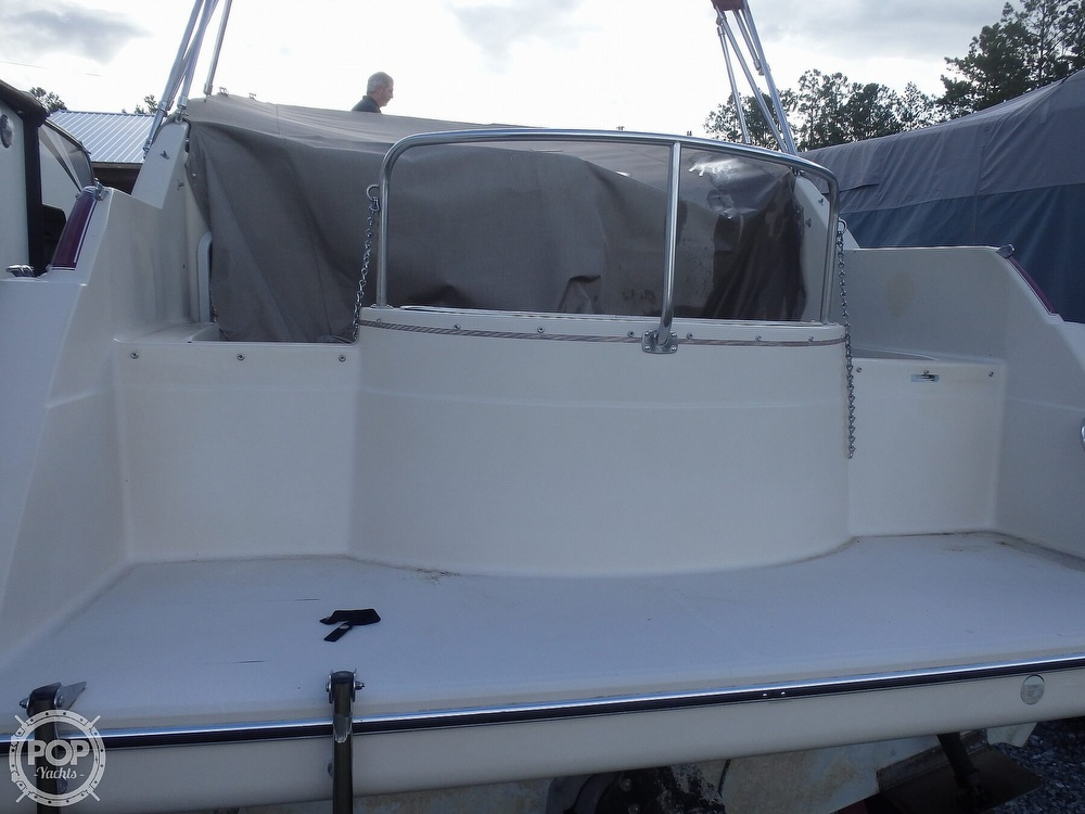 1990 Maxum boat for sale, model of the boat is 2400 SCR & Image # 24 of 40