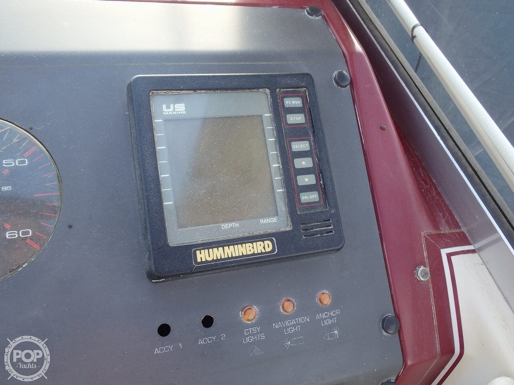 1990 Maxum boat for sale, model of the boat is 2400 SCR & Image # 40 of 40