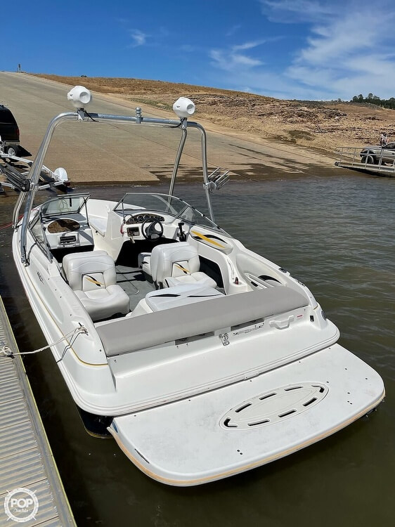 2001 Wellcraft boat for sale, model of the boat is 186 ss & Image # 2 of 6