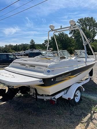 2001 Wellcraft boat for sale, model of the boat is 186 ss & Image # 4 of 6