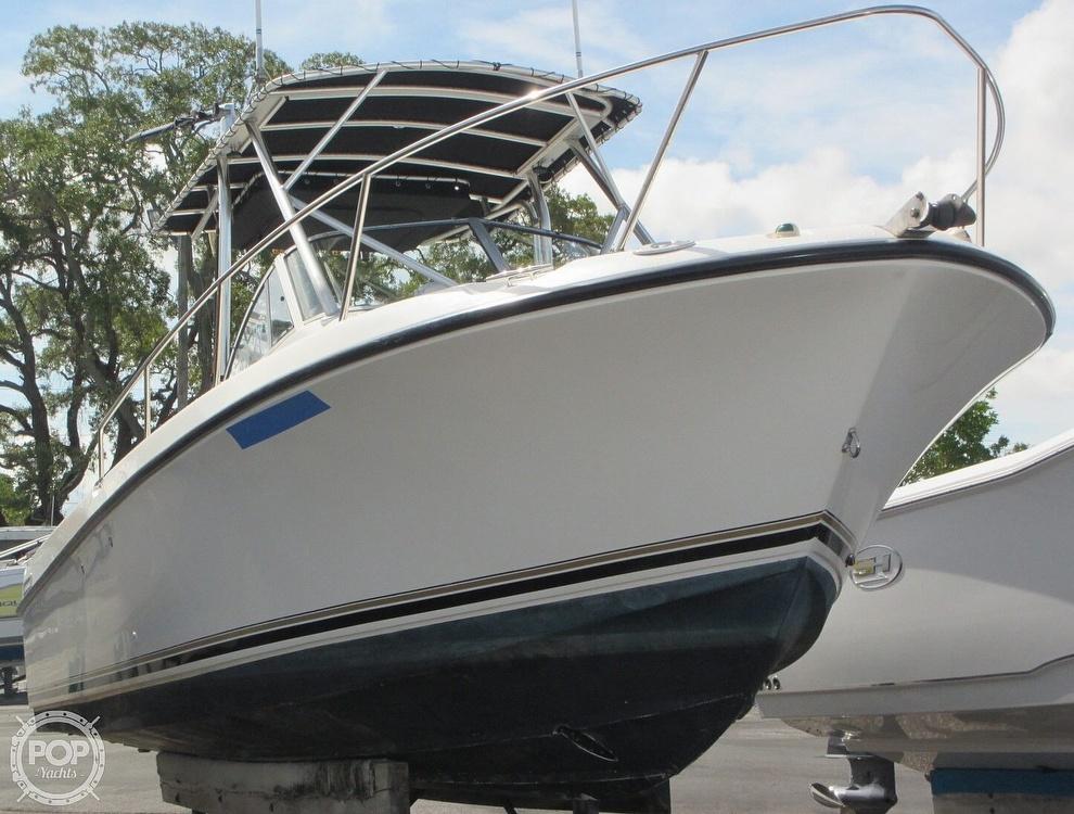 2003 Shamrock boat for sale, model of the boat is 246 SPII & Image # 15 of 40