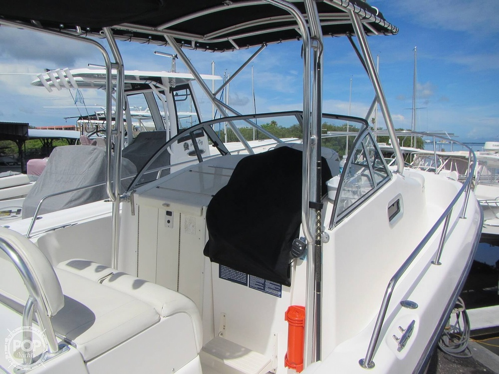 2003 Shamrock boat for sale, model of the boat is 246 SPII & Image # 33 of 40