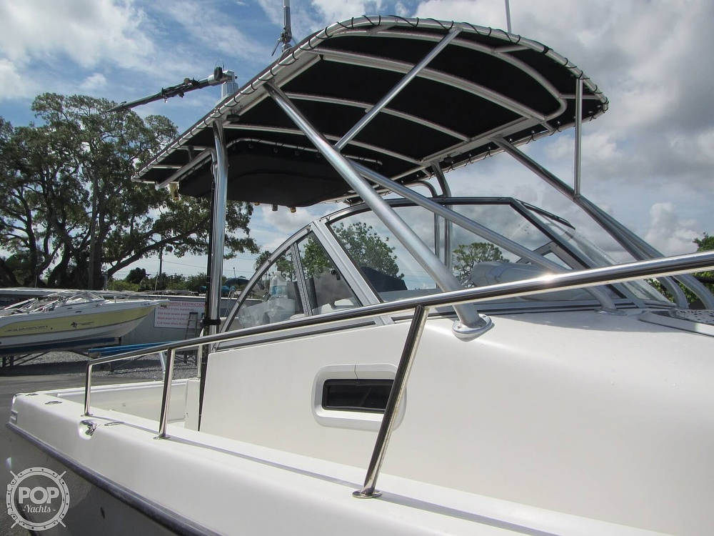 2003 Shamrock boat for sale, model of the boat is 246 SPII & Image # 40 of 40