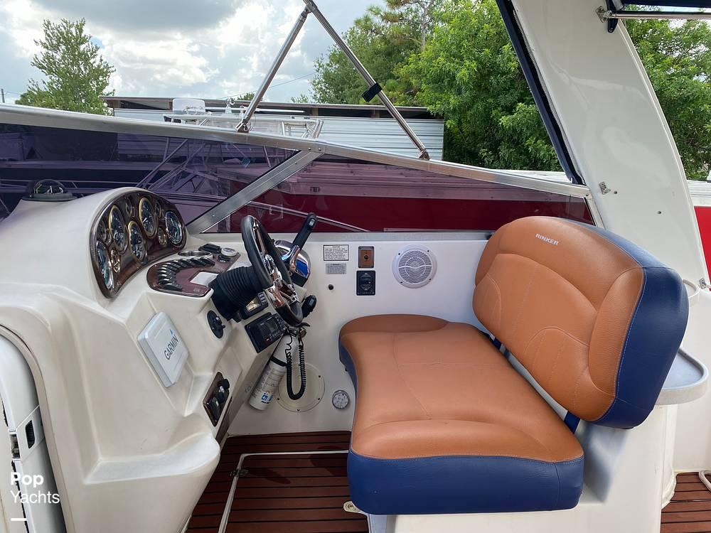 2002 Rinker boat for sale, model of the boat is 310 Fiesta Vee & Image # 11 of 40