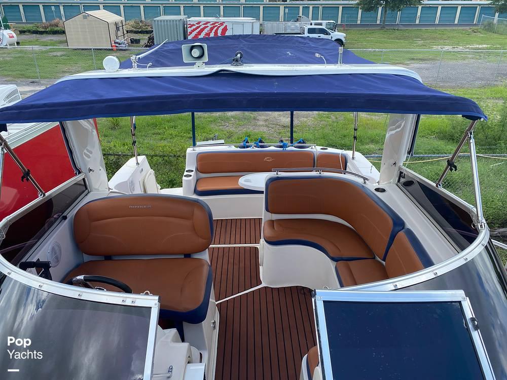 2002 Rinker boat for sale, model of the boat is 310 Fiesta Vee & Image # 5 of 40