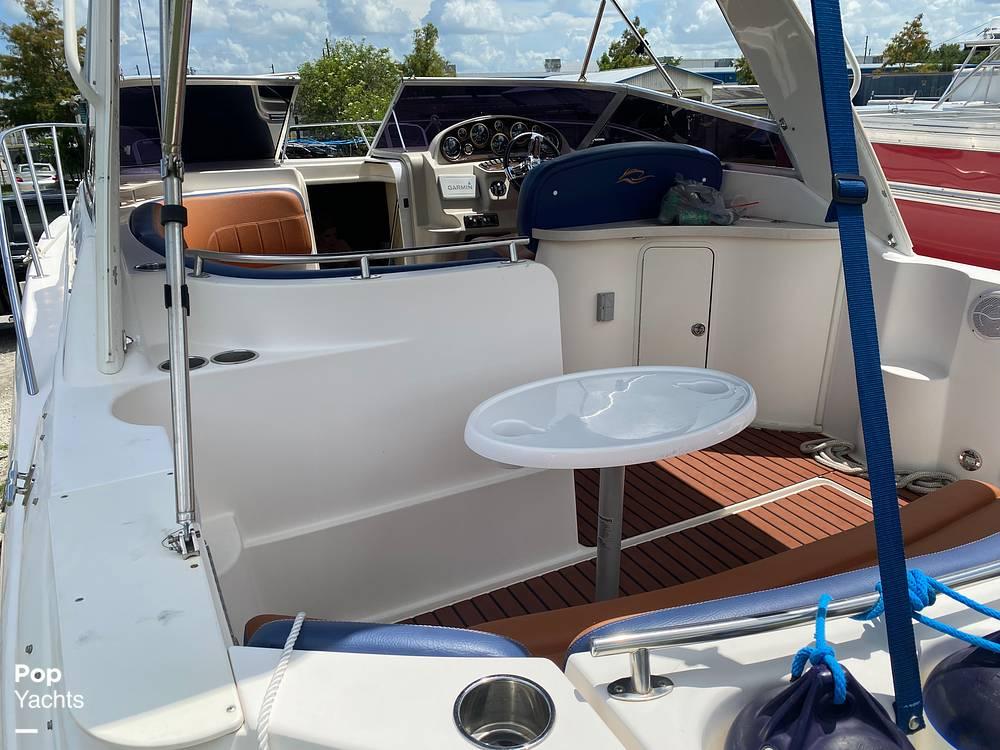 2002 Rinker boat for sale, model of the boat is 310 Fiesta Vee & Image # 13 of 40