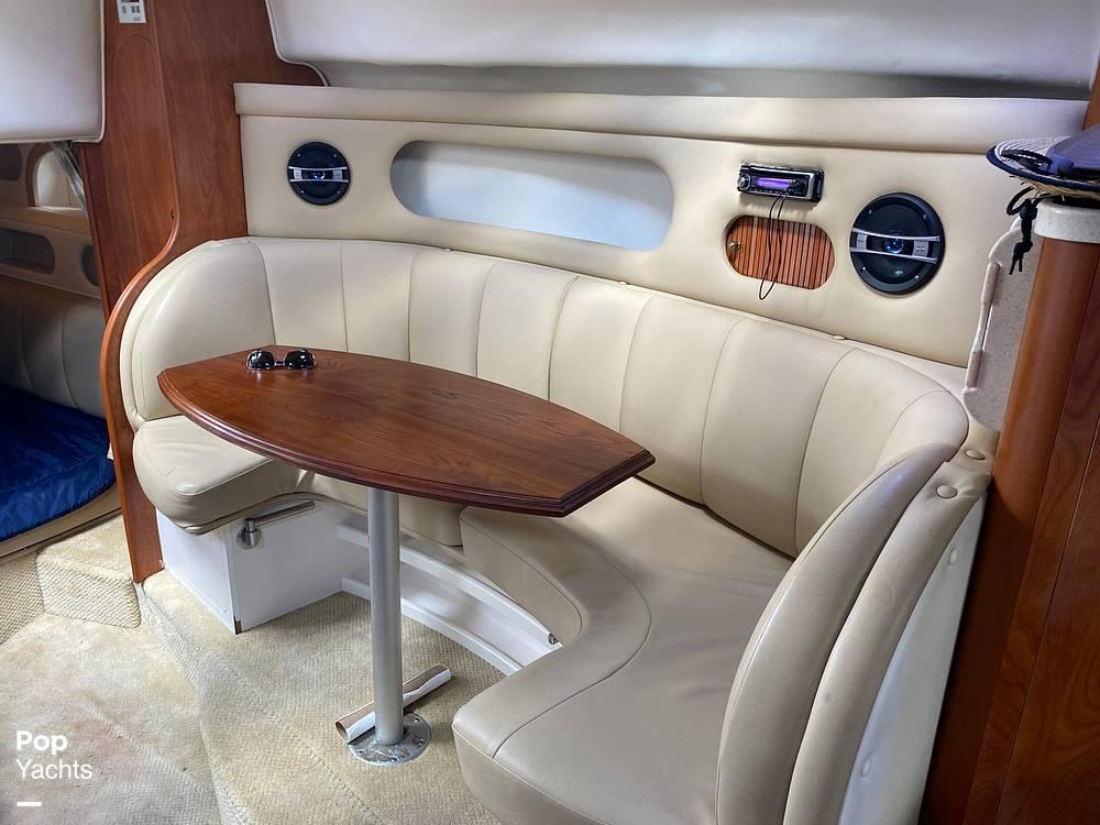 2002 Rinker boat for sale, model of the boat is 310 Fiesta Vee & Image # 21 of 40