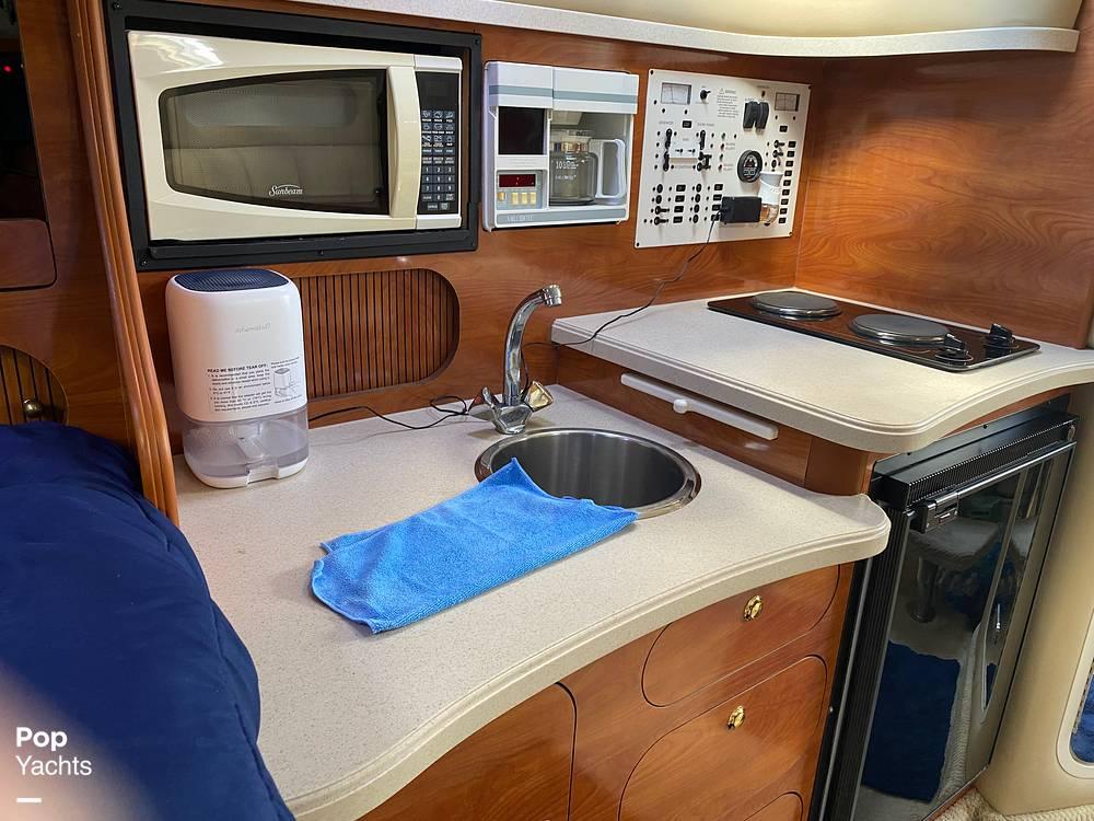 2002 Rinker boat for sale, model of the boat is 310 Fiesta Vee & Image # 22 of 40