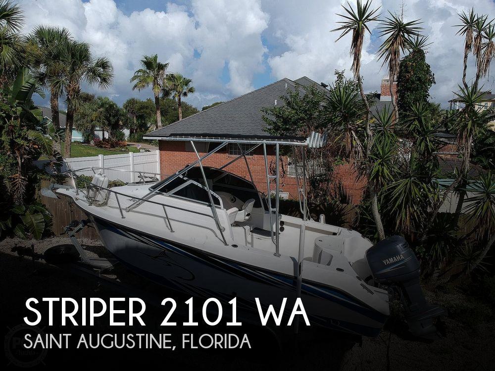 2004 STRIPER 2101 WA for sale