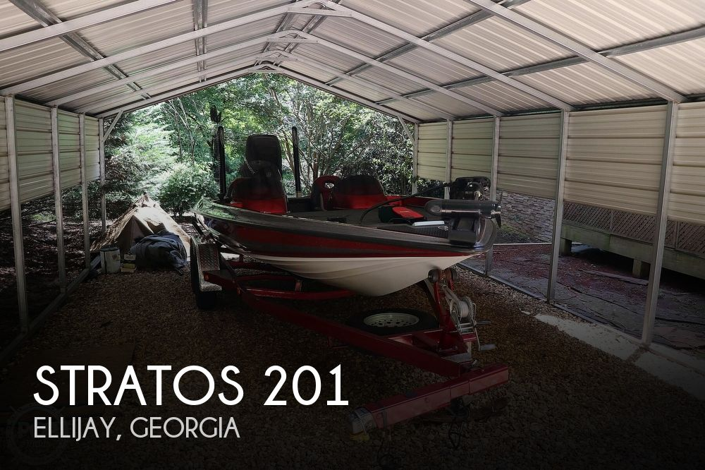 1997 Stratos boat for sale, model of the boat is 201 Pro Elite & Image # 1 of 40