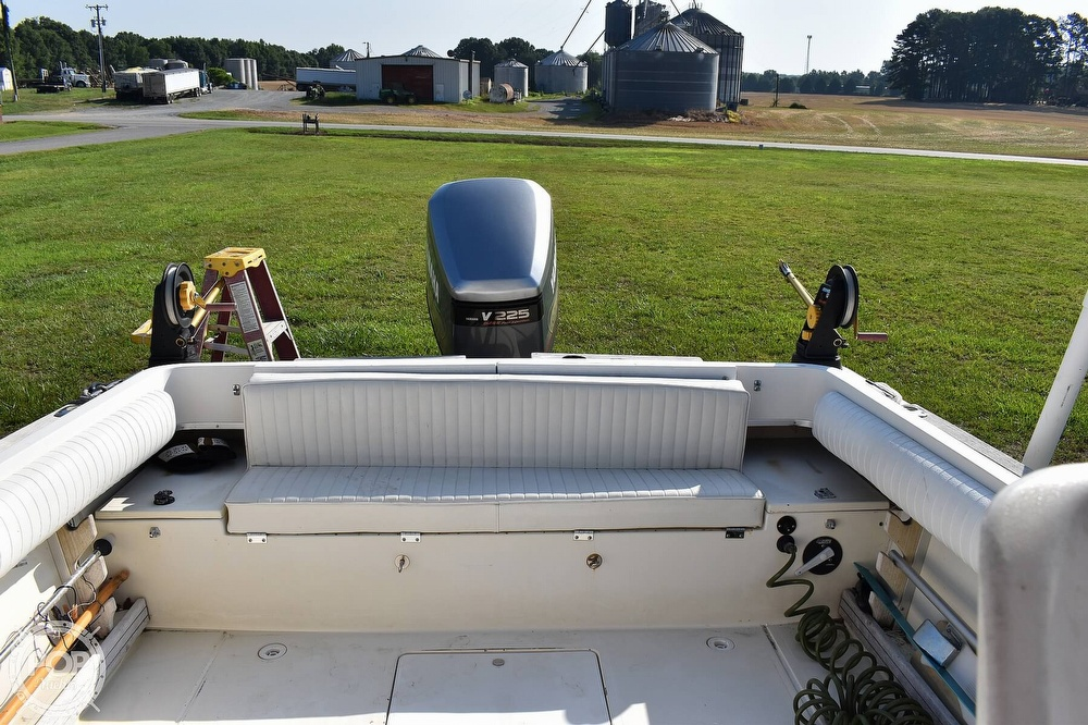 1988 Hydra-Sports boat for sale, model of the boat is 2200 WA & Image # 22 of 40