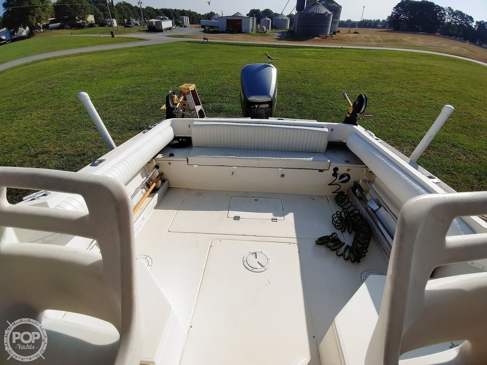 1988 Hydra-Sports boat for sale, model of the boat is 2200 WA & Image # 11 of 40