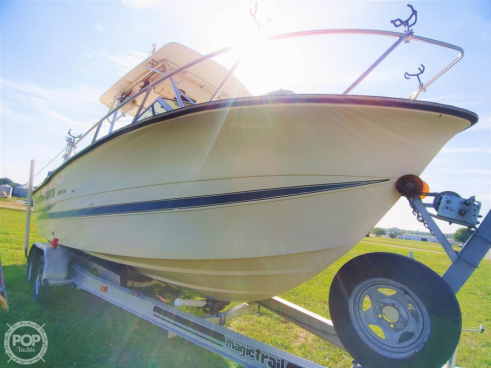 1988 Hydra-Sports boat for sale, model of the boat is 2200 WA & Image # 30 of 40