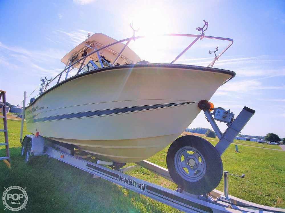 1988 Hydra-Sports boat for sale, model of the boat is 2200 WA & Image # 24 of 40