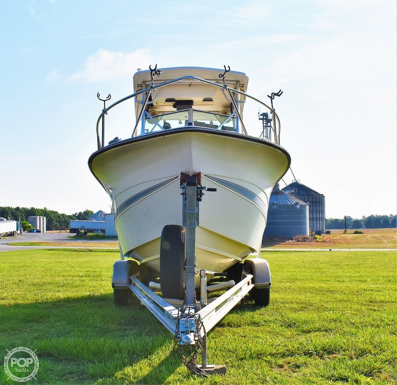 1988 Hydra-Sports boat for sale, model of the boat is 2200 WA & Image # 5 of 40