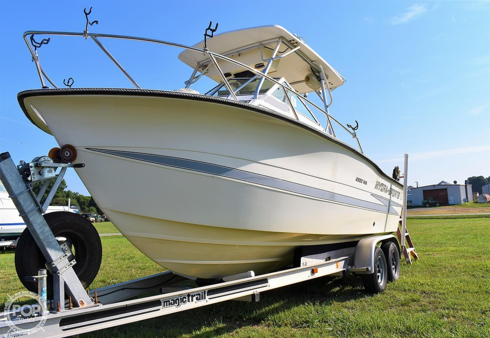 1988 Hydra-Sports boat for sale, model of the boat is 2200 WA & Image # 14 of 40