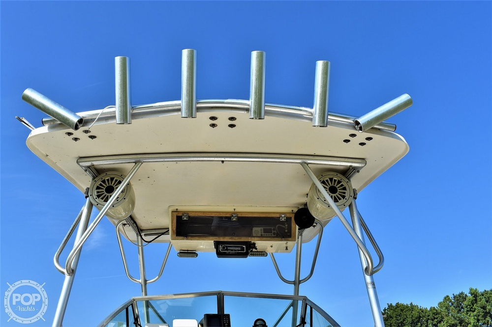 1988 Hydra-Sports boat for sale, model of the boat is 2200 WA & Image # 16 of 40
