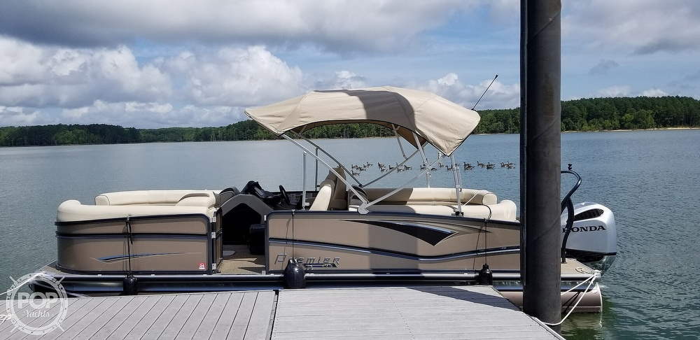 2021 Premier Pontoons boat for sale, model of the boat is 230 Solaris RF & Image # 7 of 40