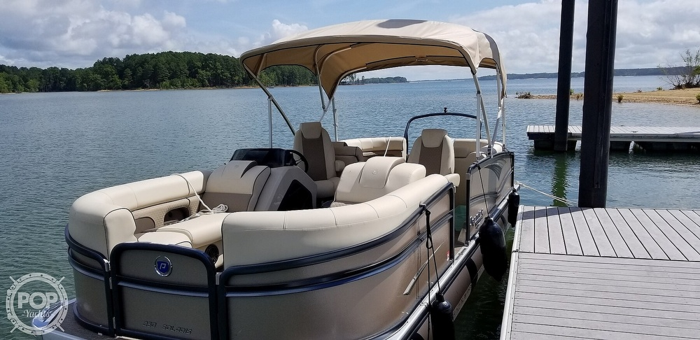 2021 Premier Pontoons boat for sale, model of the boat is 230 Solaris RF & Image # 8 of 40