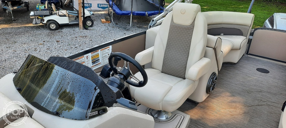 2021 Premier Pontoons boat for sale, model of the boat is 230 Solaris RF & Image # 4 of 40