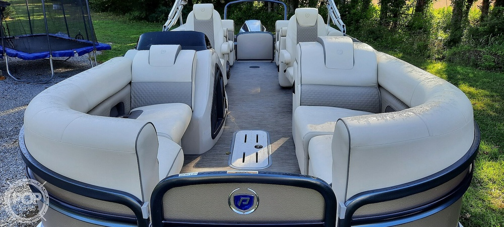 2021 Premier Pontoons boat for sale, model of the boat is 230 Solaris RF & Image # 6 of 40