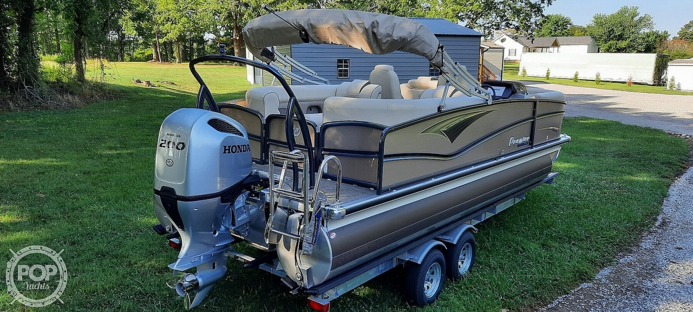 2021 Premier Pontoons boat for sale, model of the boat is 230 Solaris RF & Image # 3 of 40