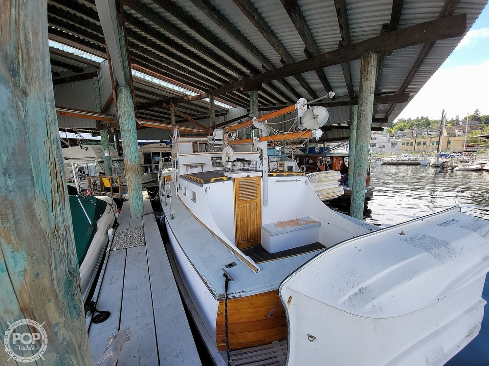 1963 Santa Barbara Boat Builders boat for sale, model of the boat is 39 & Image # 2 of 40