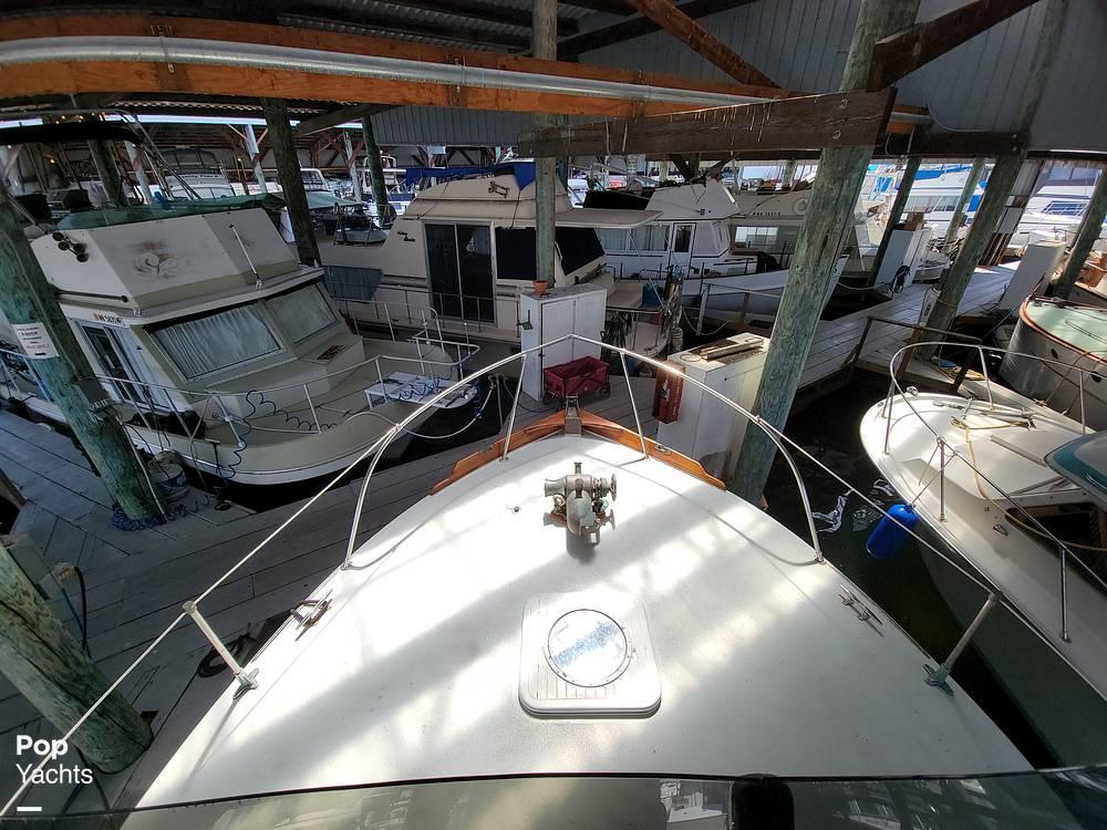 1963 Santa Barbara Boat Builders boat for sale, model of the boat is 39 & Image # 3 of 40