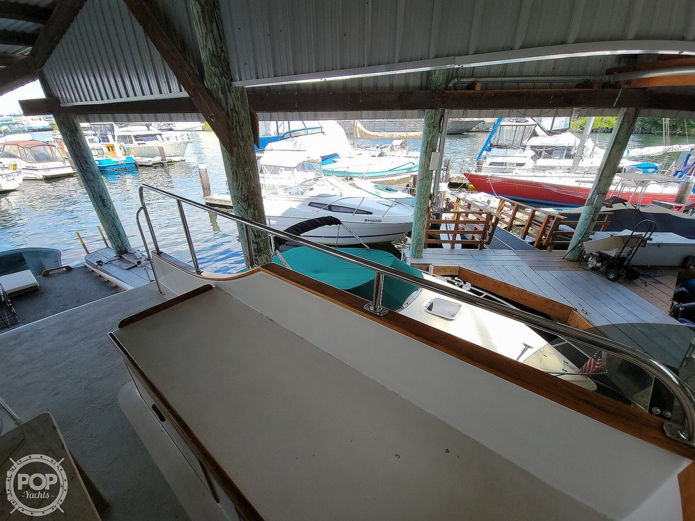 1963 Santa Barbara Boat Builders boat for sale, model of the boat is 39 & Image # 35 of 40