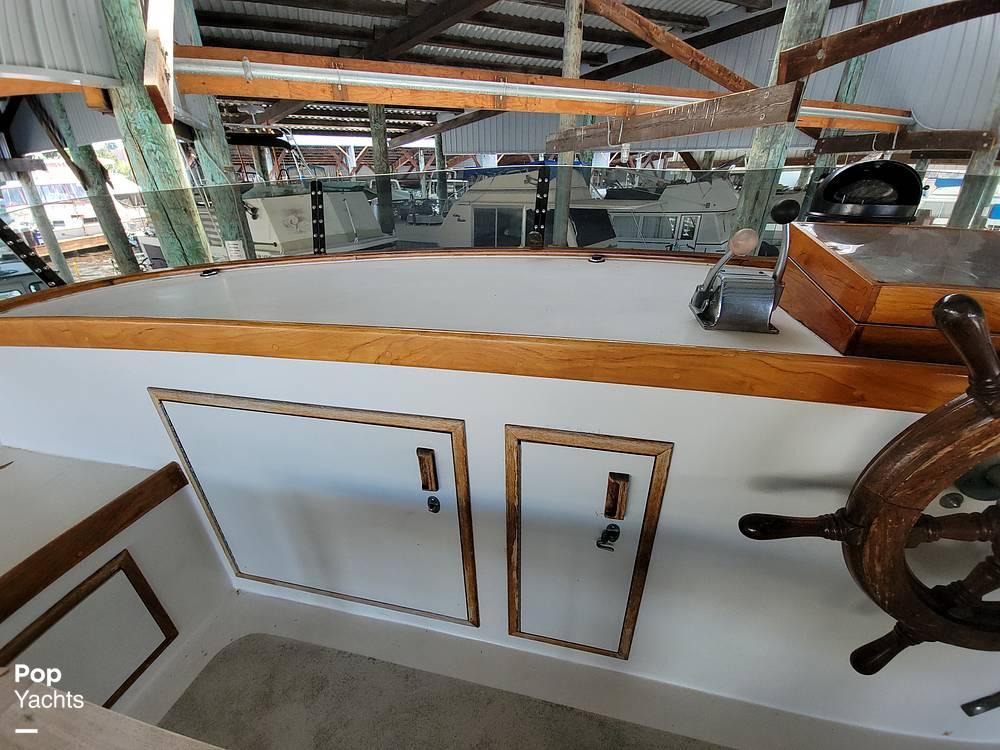 1963 Santa Barbara Boat Builders boat for sale, model of the boat is 39 & Image # 27 of 40