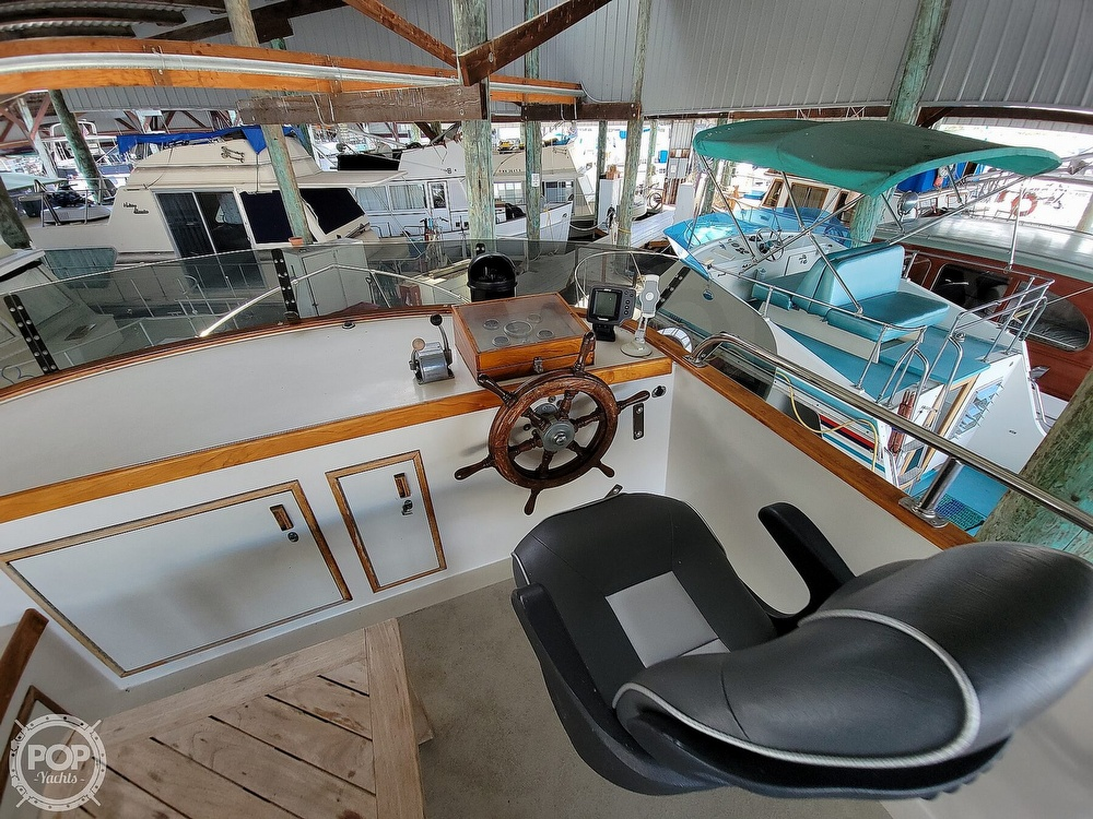 1963 Santa Barbara Boat Builders boat for sale, model of the boat is 39 & Image # 31 of 40