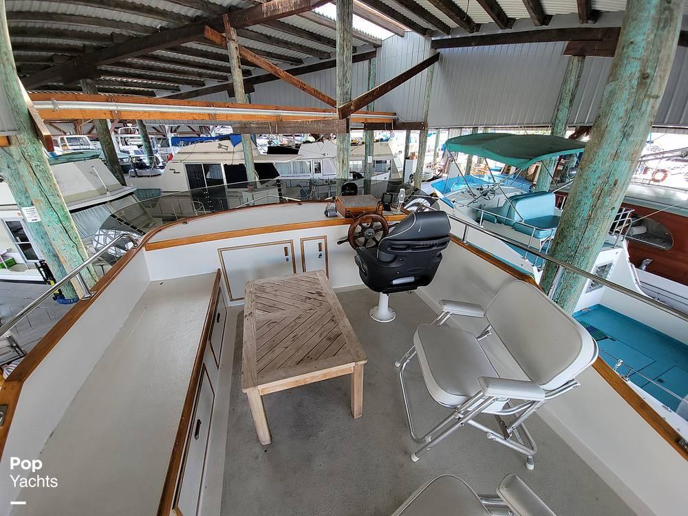 1963 Santa Barbara Boat Builders boat for sale, model of the boat is 39 & Image # 32 of 40