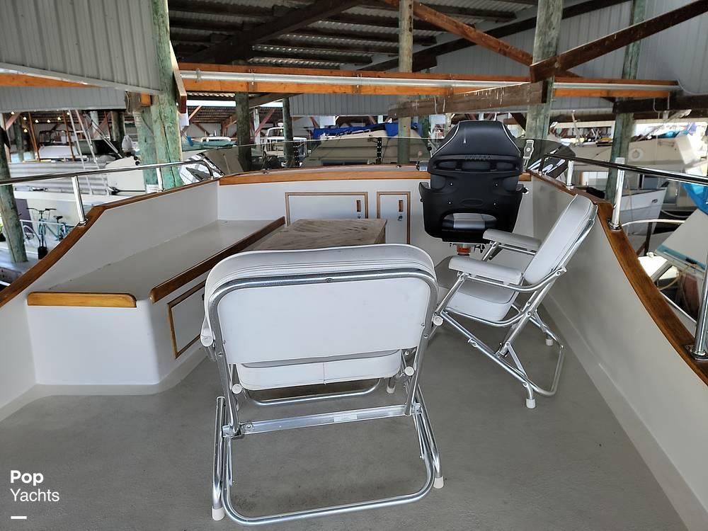 1963 Santa Barbara Boat Builders boat for sale, model of the boat is 39 & Image # 34 of 40