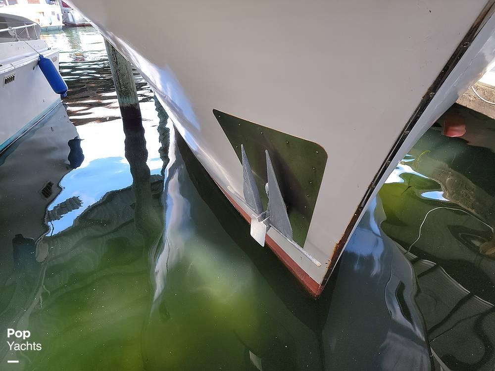 1963 Santa Barbara Boat Builders boat for sale, model of the boat is 39 & Image # 39 of 40