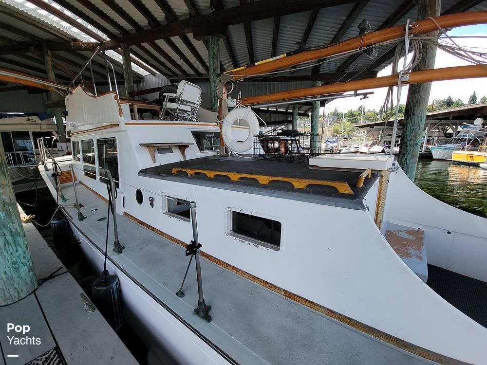 1963 Santa Barbara Boat Builders boat for sale, model of the boat is 39 & Image # 24 of 40
