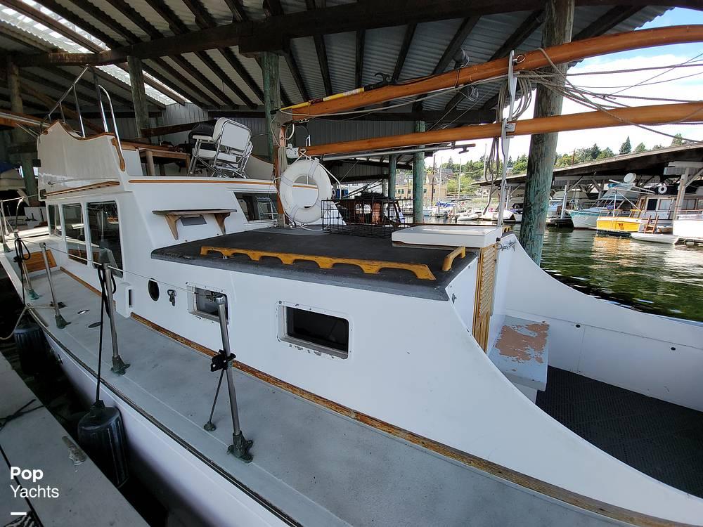 1963 Santa Barbara Boat Builders boat for sale, model of the boat is 39 & Image # 23 of 40